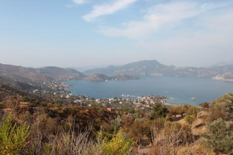 Selimiye vuorilta