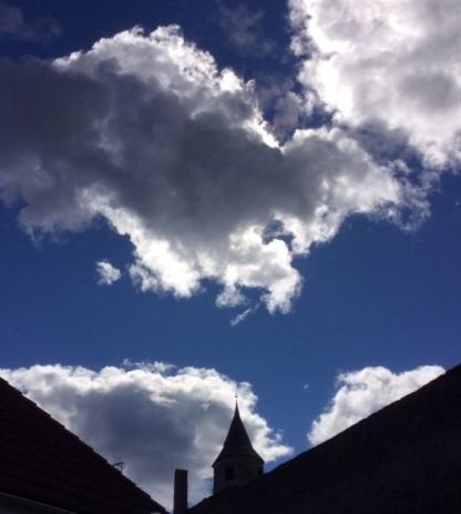 Kiireettömät pilvet